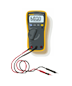 vector graphic of a voltmeter