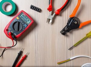 voltmeter and other electrical tools